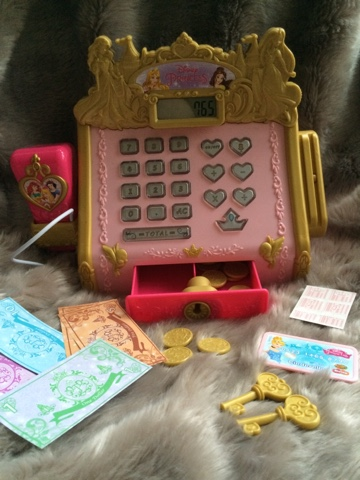 Disney Princess Royal Boutique Cash Register