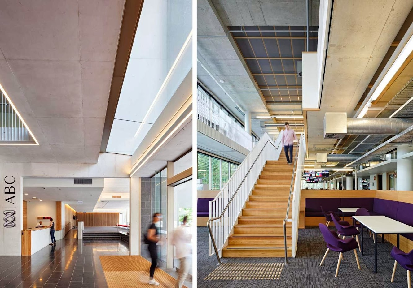 Abc Headquarters by Richard Kirk Architect