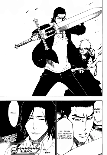 Bleach 445 page 20