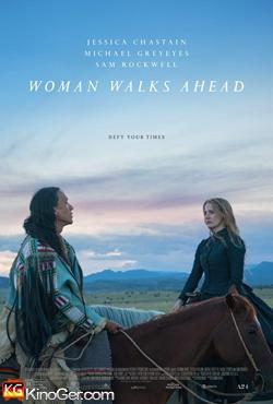 Die Frau, die vorausgeht (2017)