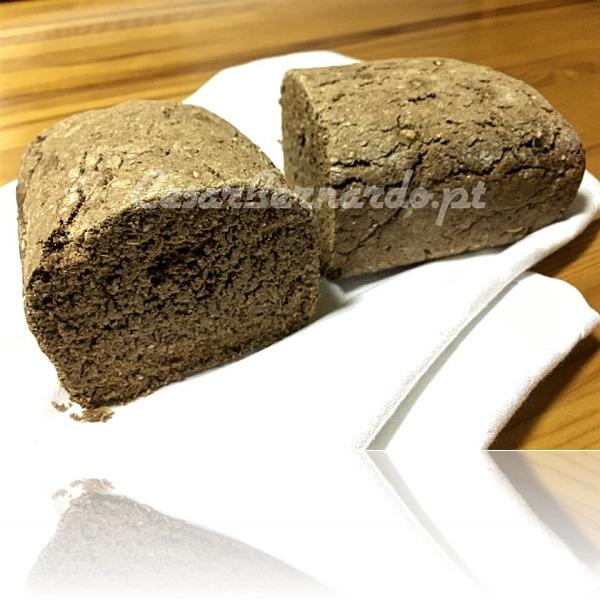 Pão Integral de Aveia e Alfarroba 3