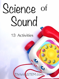 The best way to learn science is by playing with a concept.  Here are some really fun ways to learn about how sound works.