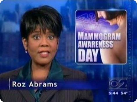 mamografía day