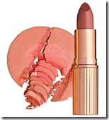 Charlotte Tilbury Six Shades of Love blusher and lipstick