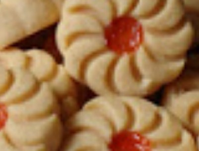 Biskut Lapis Strawberry