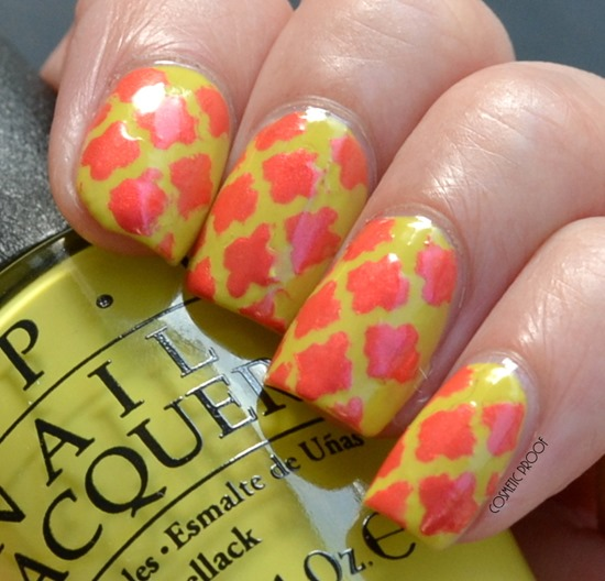 OPI Brights Life Game Me Lemons and Down to the Core-al Review (3)