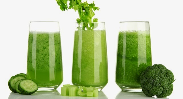 Petua tingkatkan imun sistem tubuh | Jus tumbuhan hijau Organik
