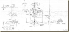 Douglas SB2D-1a Loft Sheet RDowney