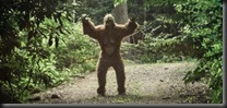 Bigfoot On Pre-Morning Trail