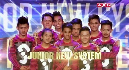 Junior New System