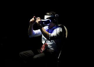 Samsung développe une manette conçue pour la réalité virtuelle
