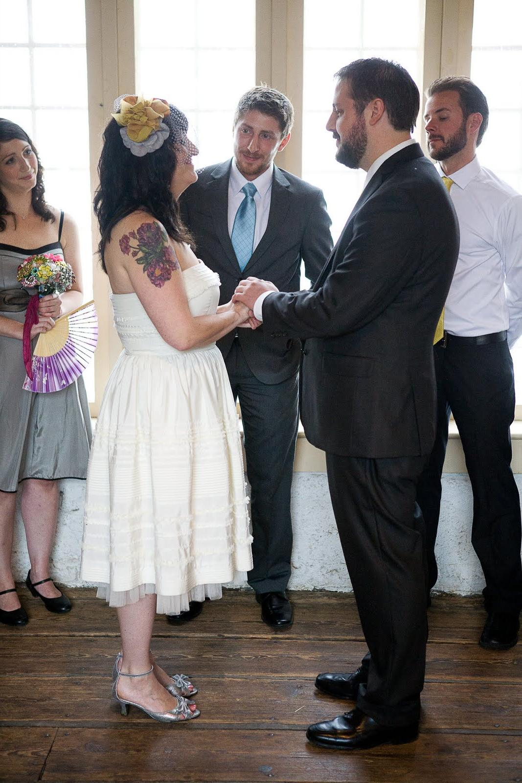 Vows and Stuff : wedding