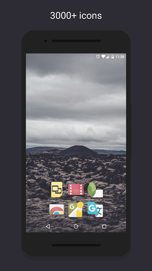 Vinty - Icon Pack Screenshot 1