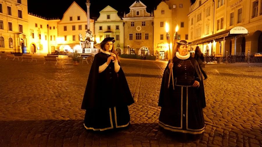 Гид в Чехии пани Даша