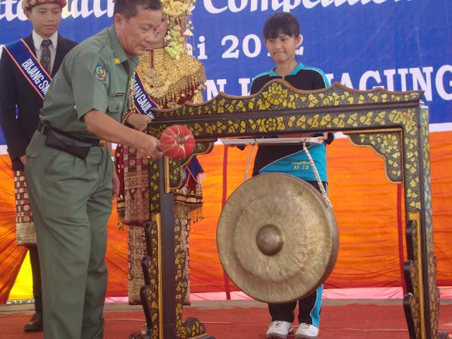GAUL CUP 2012 - SMAN 3 Unggulan Kayuagung