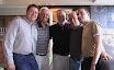 Op 7 september 2000 was er in Vancouver een kleine familie reunie Michel en Ronald Serné ontmoetten de broers Bud, Ron en Ted Serne (zonder accent) Op de foto van links naar rechts: Michel, Bud, Ron, Ted en Ronald