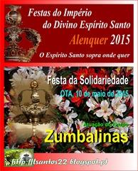 Festa da Solidariedade  - Zumbalinas - 10.05.15