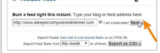 creare-feed-feedburner
