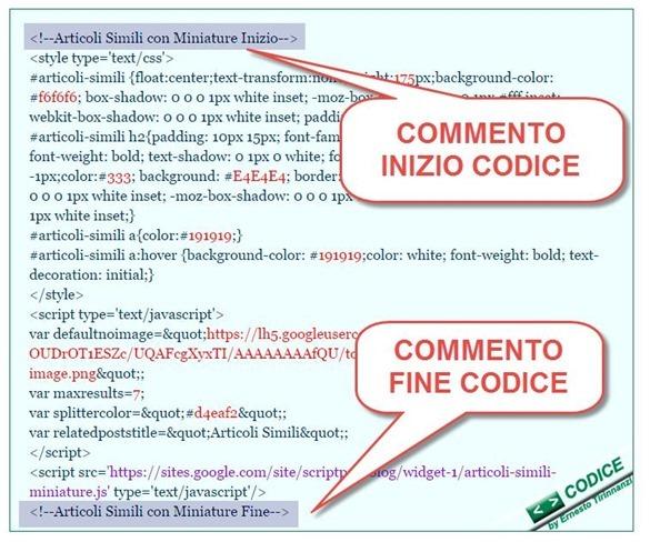 commenti-html