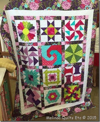 0615 - Jessica's Quilt