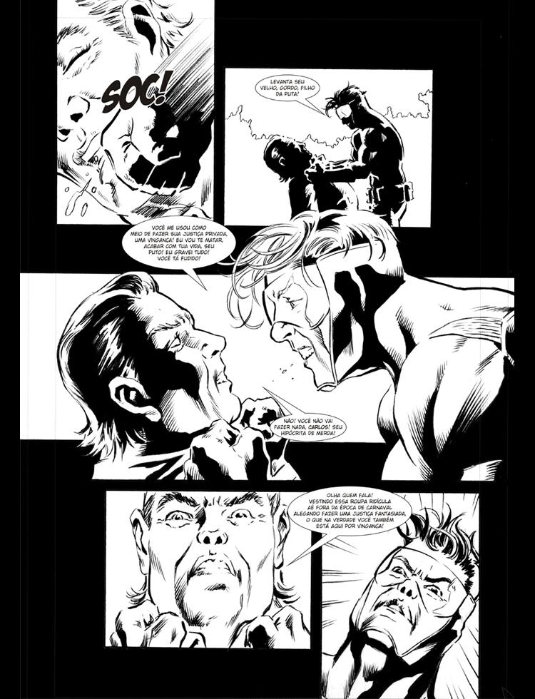 Guardião Noturno 4 - Página 21