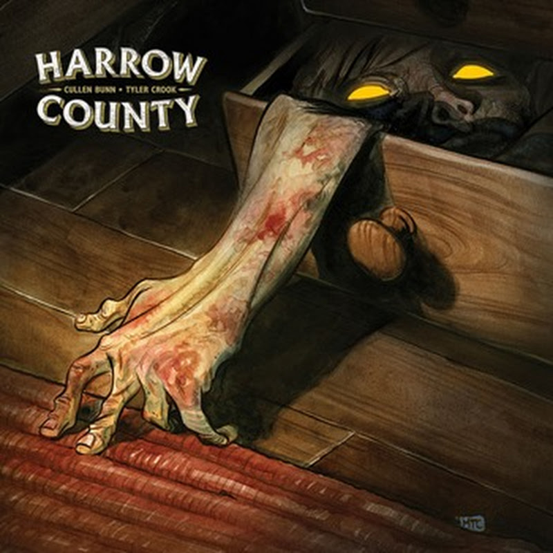 Harrow County #1–Countless Haints