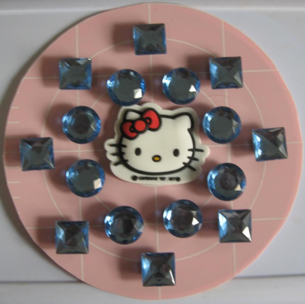Hello Kitty Mandalas