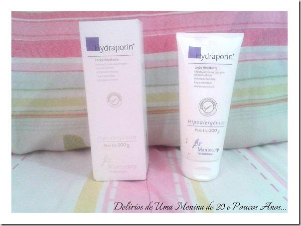 Hydraporin - Mantecorp Dermatologia