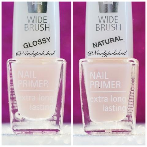 IsaDora Nail Primer Glossy Natural