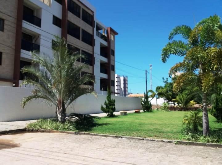 Apartamento com 1 dormitório à venda, 41 m² - Intermares - Cabedelo/PB