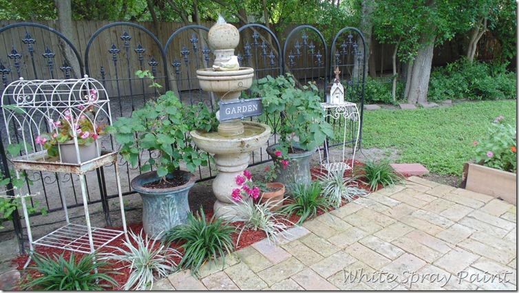 Garden Patio 2015