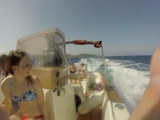 Boat Ride Hvar