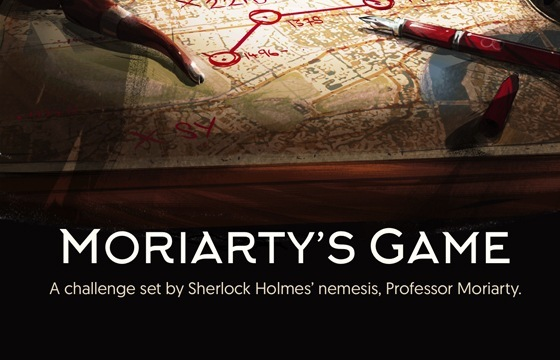 Moriarty's Game