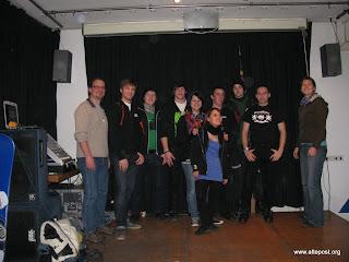 Beirat 2010 von Links: Carsten, Jan, Flo, Matze, Anna, Lisa, Kev, Yannick, Murksi, Carmen
