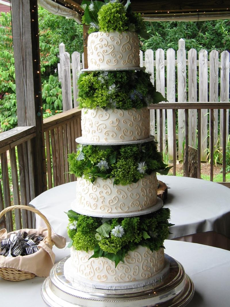 Amazing wedding cakes 6