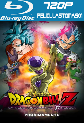 Dragon Ball Z: La Resurrección de Freezer (2015) [BRRip 720p/Subtitulada]