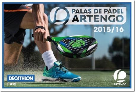 ARTENGO presenta oficialmente su nueva Colección de Pádel 2015/16 sorprendiéndonos una vez más.