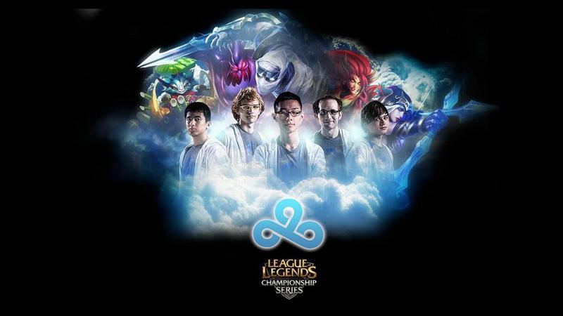 Poster tuyệt đẹp về các đội tham gia LCS Mùa Hè 2013 - Ảnh 8