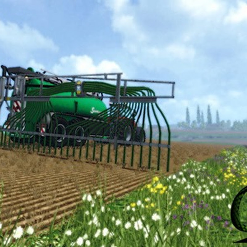 Farming simulator 2015 - Samson PG II 20 v 1.0 Beta