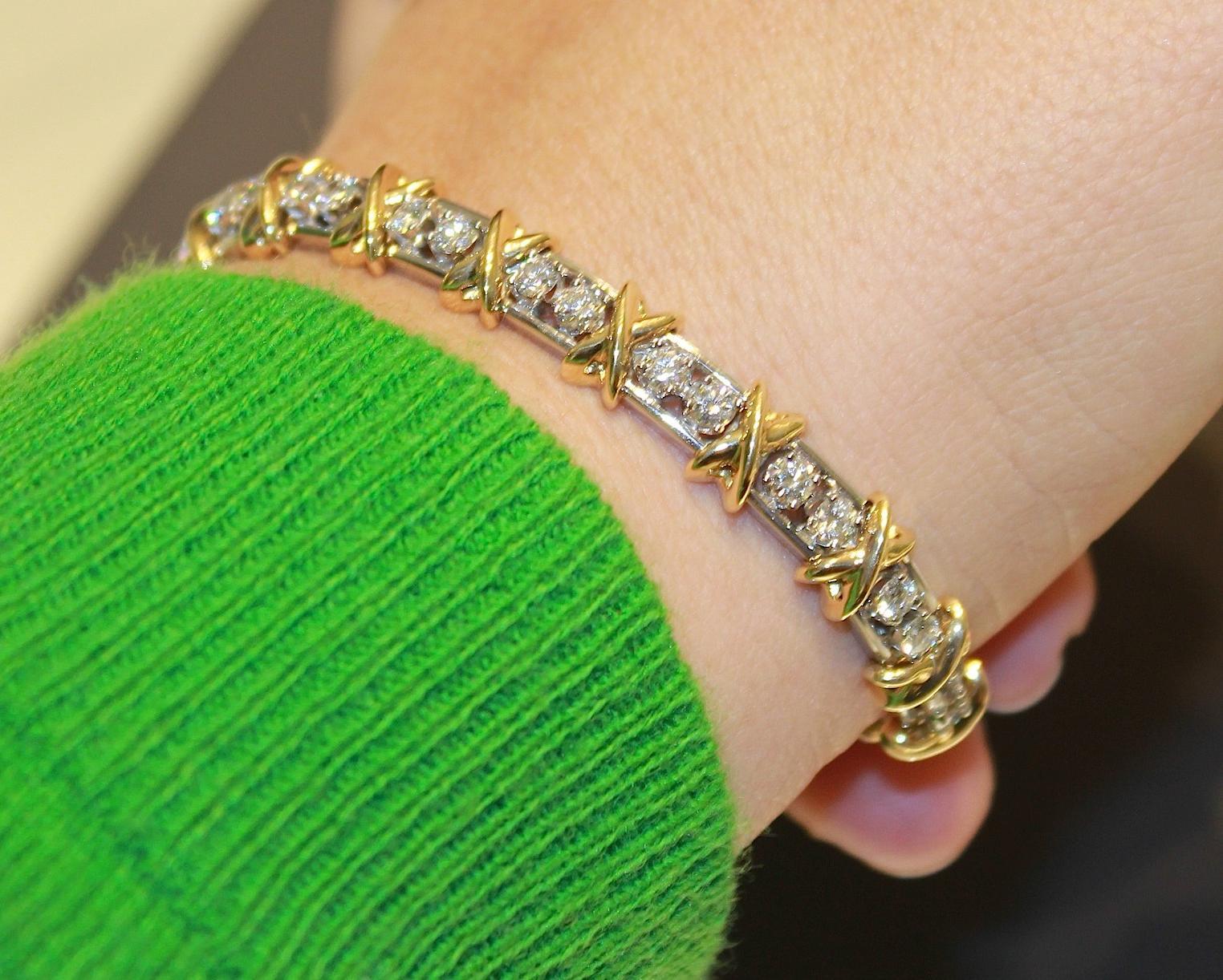 36 Stone Bracelet,