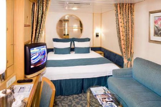 Mariners of the Sea - Interior Stateroom ( Cabin )