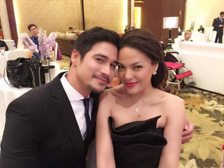 Piolo Pascual and KC Concepcion