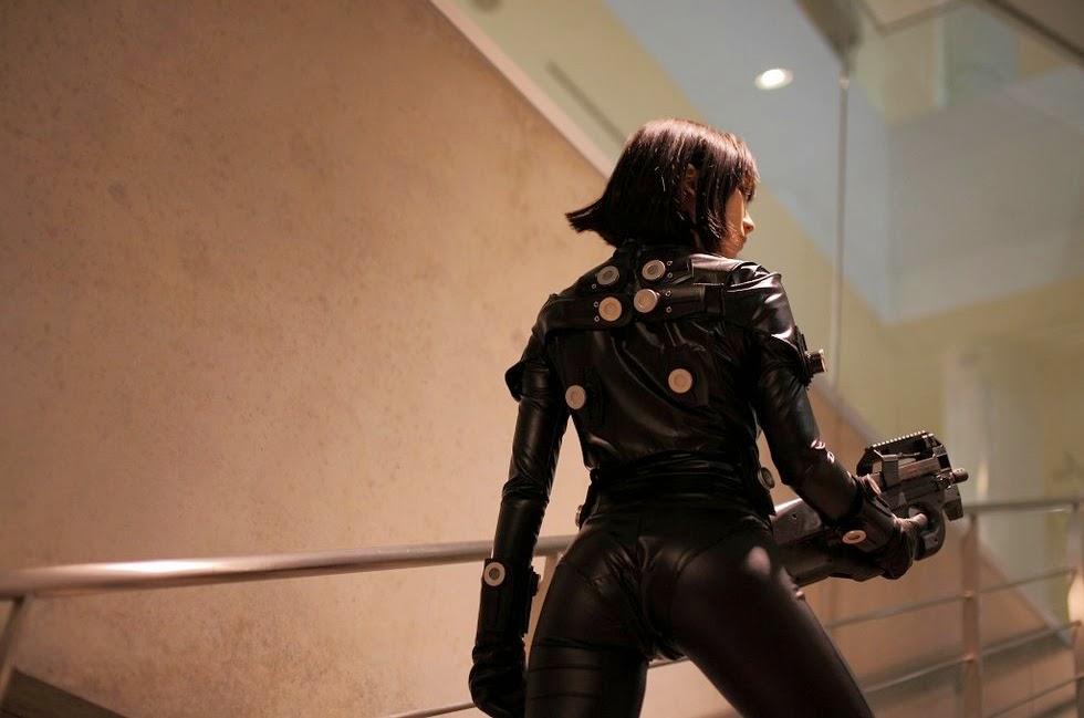 Nữ chiến binh Kei Kishimoto xinh đẹp trong Gantz - Ảnh 4