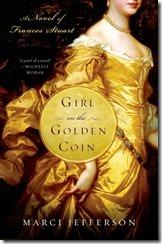 girl on golden coin
