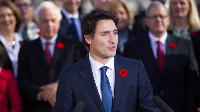 Canada's new prime minister, Justin Trudeau. Photo: Geoff Robins / AFP