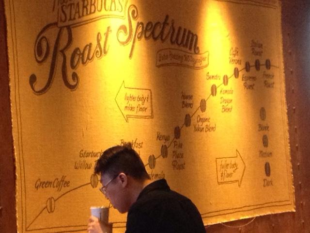 Starbucks in China & Hong Kong   Rozie Rambles