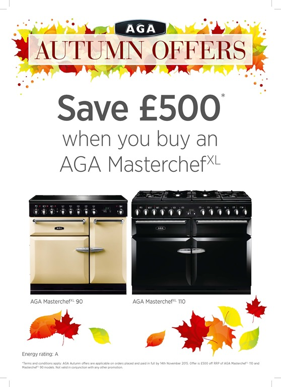 AGA OFFER OCTOBER 15 - 2