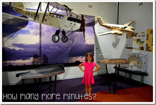 RFDS Visitor Centre in Alice Springs | How Many More Minutes?