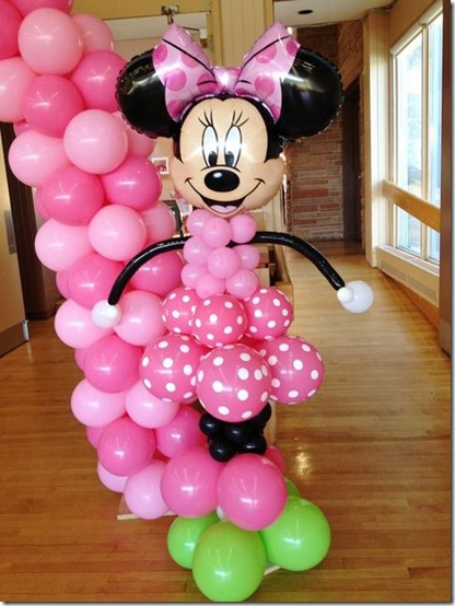 fiesta cumpleaños minnie decoracion (9)