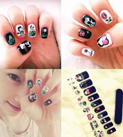Korean Nail Art 2016 Best Nail Designs 2018